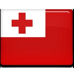 Tonga flag 256