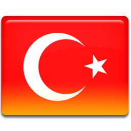 Turkey flag 256