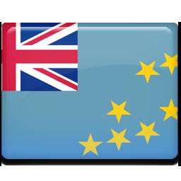 Tuvalu flag 256