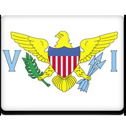 Virgin islands flag 256