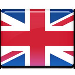 United kingdom flag 256