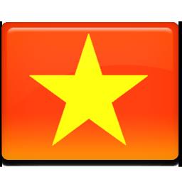 Vietnam flag 256
