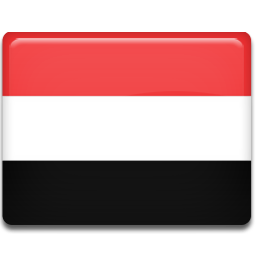 Yemen flag 256
