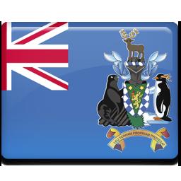 South georgia flag 256