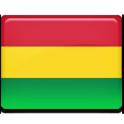 Bolivia flag 256