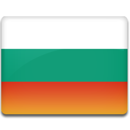 Bulgaria flag 256