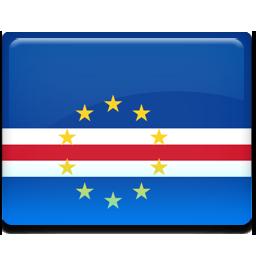 Cape verde flag 256