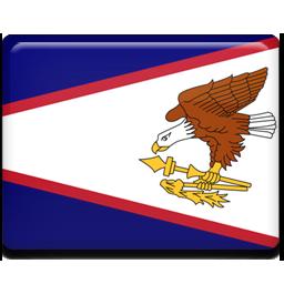 American samoa 256