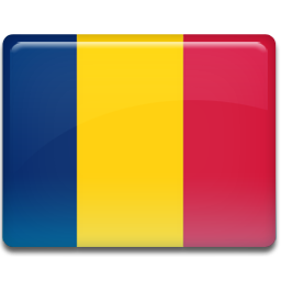 Chad flag 256