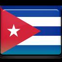 Cuba flag 128