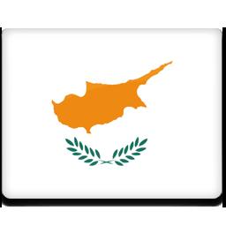 Cyprus flag 256