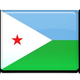 Djibouti flag 256