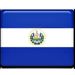 El salvador flag 256