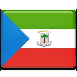 Equatorial guinea flag 256