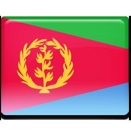 Eritrea flag 256