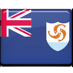 Anguilla flag 256
