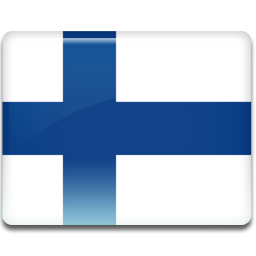 Finland flag 256