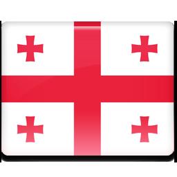 Georgia flag 256