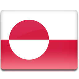 Greenland flag 256
