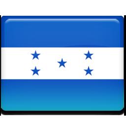 Honduras flag 256