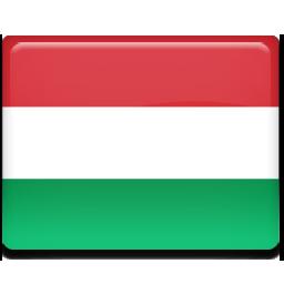 Hungary flag 256