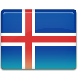 Iceland flag 256