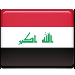 Iraq flag 256