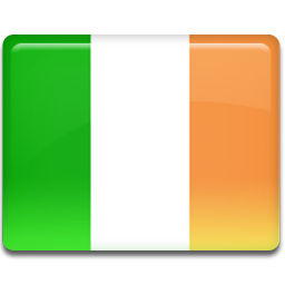 Ireland flag 256